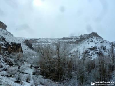 Parque Natural Barranco del Río Dulce; amigos en madrid viajes esqui ofertas viajes octubre